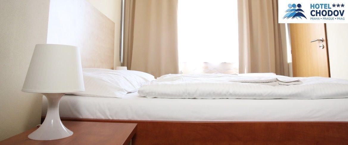 Hotel Chodov Praha - interior of a comfortable Superior*** EXTRA category room