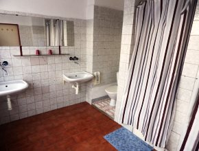 Interior view of the bathroom of a Budget** category room