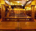 Stylový interiér restaurace Jihoměstský pivovar